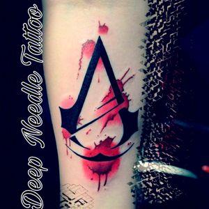 #assesinscreed #logo #Assassine #spiel #kunst #Schauspieler #mix#follow #love #farbe #rot #trashpolka #style #black #blackgrey #frau #inked #tattoodo #tattoodoambasador #germantattooer #instgood #instatattoo#follow #frau#tattoodo #follow #germantattooer