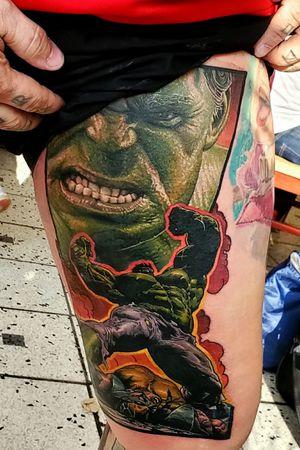 #hulk #comics #art #avengers #wolverine