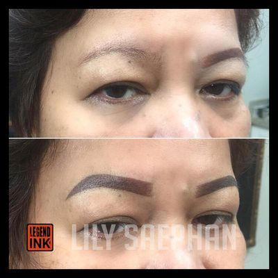 Old tattoo cover up ✍🏼 —————————————————————————— 🗓 BOOKING FOR APRIL-JUNE. Click link to book NOW! https://squareup.com/appointments/book/AFC5XSQCX307F/bouj-brows-san-francisco-ca Microblading/Ombre - $400 Combo Brows - $500 Initial Touch Up (4-6 weeks later)- $100 Cover Up & Color Correction - $100 —————————————————————————— #bouj #boujbrows #browsbylily #microblading #ombre #ombrebrows #powderbrows #brows #browqueen #browslayer #tattoo #browgame #browbabe #onfleek #eyebrows #pmu #permanentmakeup #eyebrowtattoo #makeup #slay #beauty #bayarea #sf #sanfrancisco #sfbayarea #inkaddict #bodyart #inked #inkedgirls #sanfranciscomicroblading