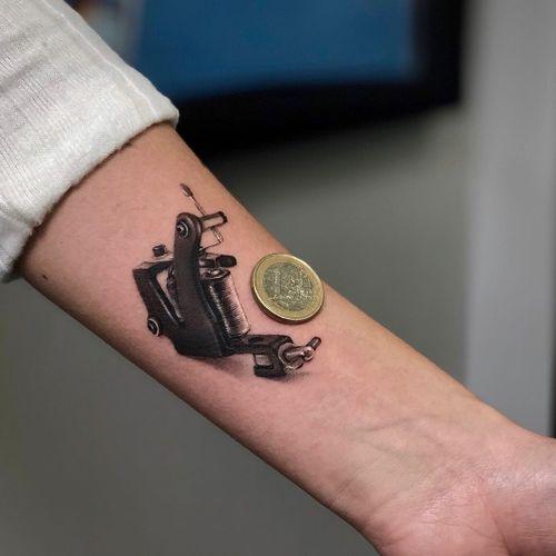 Forearm tattoo by Ganga #Ganga #TattoodoApp #TattoodoApptattooartist #tattooartist #tattooart #tattooidea #inspiringtattoo #besttattoo #awesometattoo