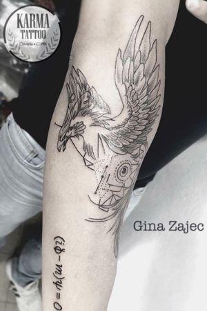 Tattoo from Gina Zajec