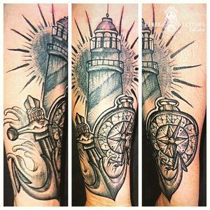 #nautical #rhodeisland #anchor #compass #lighthouse