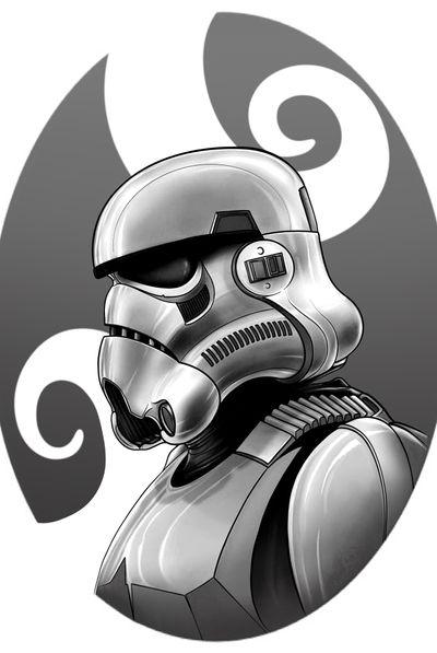Concept available!! #starwars #stormtrooper #Flash #flashart #tattooart