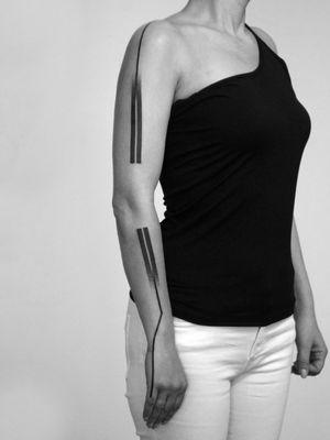 #stripes #stripestattoo #line #geometric #geometrictattoo #geometry #blackworkers #blackwork #blackworksubmission #dotwork #abstract #geometrytattoo #blackink #inked #tattooed #blacktattoo #tattooart #minimal #minimalism #minimaltattoo #xystudio #gdansk #trojmiasto