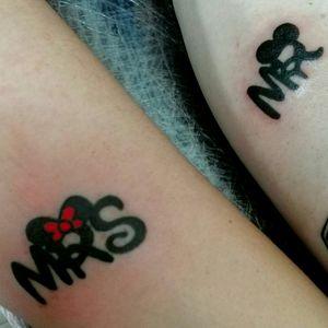 #simple #simpletattoo #lovetattoos #tattooing #AtWork