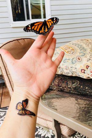 #livoniatattoos #livoniatattooshops #detroittattooartist #butterflytattoo