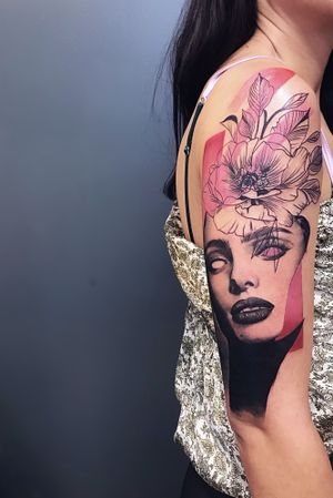 Custom tattoo #wip #ttism #ttt #tattoodesign #tattooidea #lineworktattoo #tattooage #tattooflash #black #iblackwork #blxckink #dotwork #london #blackndark #londontattoo #blacktattoomag #txttoo #coverup #bodyartmag #femaletattooartist #ttblackink #blackworkerssubmission #onlythedarkest #uktta #freestyle #radtattoos #abstracttattoo #abstractart #abstractartist #watercolor @theartoftattooing @uktta @tattooistartmag @theartoftattoos @tattoo.hub @tattoodo @watercolourtattoos @colorful.tattoos @londontattooguide @tattoosnob @tattoos_of_insta_bme
