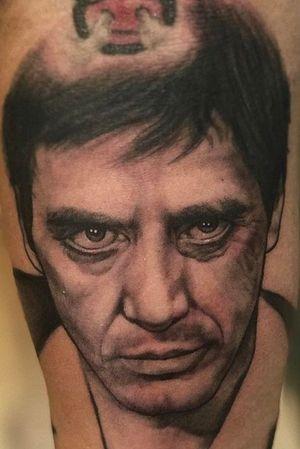 Tattoo from Mickey Moon