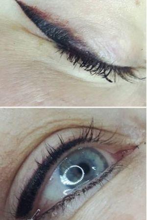 Full eye liner