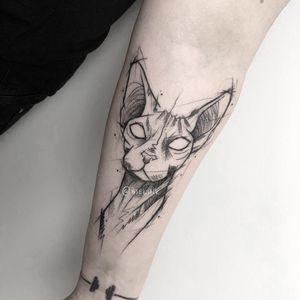 #cat #cattattoo #animal #animaltattoo #darkartists #polandtattoos #sketchtattoo #blxckinktattoos #wowtattoo #black #darkartists #chorzow #katowice #tattoo #blacktattooart #blackworkers #blackartist #blxck #blxckwork #onlyblackink #onlythedarkest #iblackwork #blacktattooart #thedarkestwork