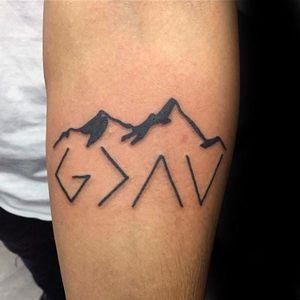G>^V tattoo #G>^V #G>^Vtattoo #meaningfultattoo