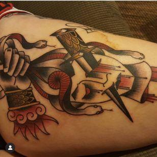 My Medusa tattoo, my favorite