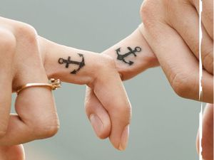 Small tattoos can be deeply meaningful tattoos #smalltattoos #meaningfultattoos