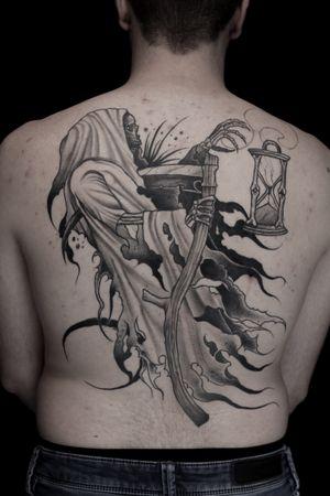Healed Grimm Reaper!