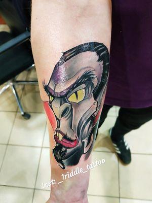Neotrad tattoo color