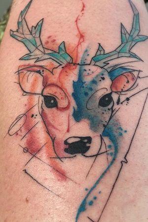 Watercolor #tattooartist #tattooart #tatted #tattoo #orlandotattoo #florida #floridatattooartist