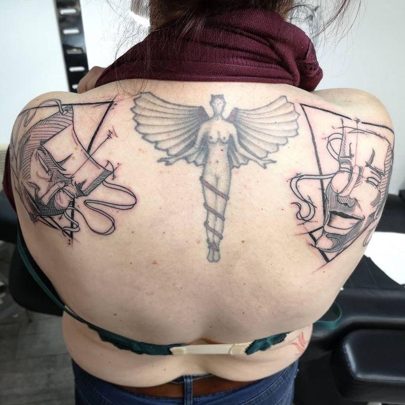 Tattoo from Toto TattooInk