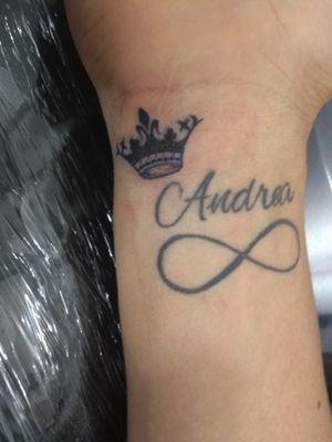 Apenas a coroa é minha