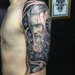 Ragnar #vikingstattoo