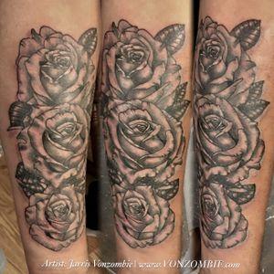 #roses #rosestattoo