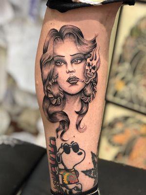 Smoking girl #ink #inkedgirls #tattoolife #tattooed #inked #handtattoo #inkwell #tattoist #inkedlife #tattoos #tats #inklife #tattooedgirls #inkstagram #bodyart #instatattoo #sleevetattoo #instaart #tattooart #tat #tattoo #inktober #tattooartist #instatag #tatts #inkedup #instagramanet #inkedgirl #inkaddict #blackandgrey