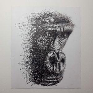 #GorillaTattoo #gorilltattoo #gorilla