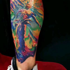 So this was done at the Shanghai Tattoo Show 2019