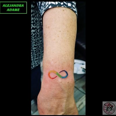In tribute to his sick grandson... ❣️🧓🏻💞🧓🏻❣️🧓🏻💞🧓🏻❣️🧓🏻💞 #tattoo #tatuaje #tatouage #infinitytattoos #infinitytattoo #tatuajeinfinito #tatouageinfini #rainbowtattoo #tatuajearcoiris #tatouagearcenciel #infinity #infinito #infini #rainbow #arcoiris🌈 #arcoiris #arcenciel #🌈 #tattoodo #tattoolover #tattoolovers #ferneyvoltaire #tattooferneyvoltaire