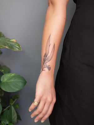 Tattoo by The black forest tattoo