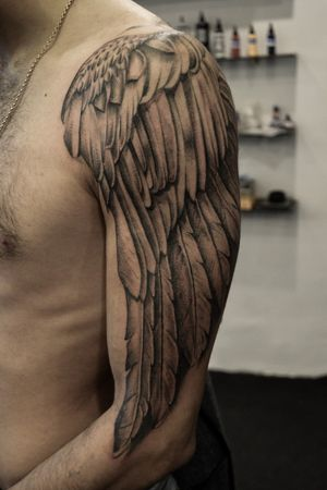 #3rlonly #wing