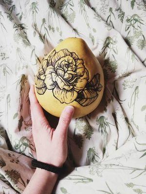 #blacktattoo #botanical #tattooline #tattooapprentice #tattooflower