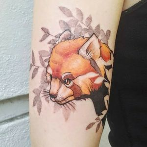Tattoo by Golden Goose lab