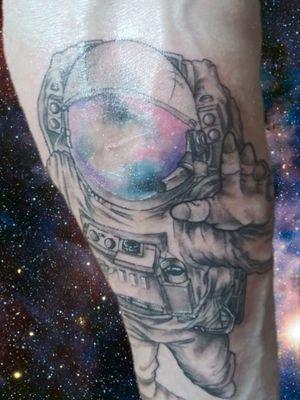 @breathingcanvas #livoniatattooshops #detroittattooartist #livoniatatto  #detroittattooshop  #livoniatattoos #astronaut #astronauttattoos