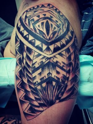 #freehandtribal #tribal #whattribeyoufrom #tattoo