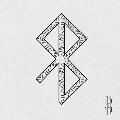 Tattoo design for viking symbol peace #tattooart #tattoodesign #symboltattoo #symbol #linework #lineworktattoo #patternwork #pattern #patterntattoo #Vikings #vikingtattoo #VikingSymbols #vikingsymboltattoo #BlackworkTattoos #blackwork #design #thesteff