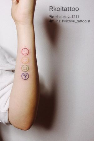 Tattoo by RKOI TATTOO