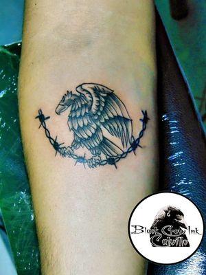 Aguila mexicana. #eagle