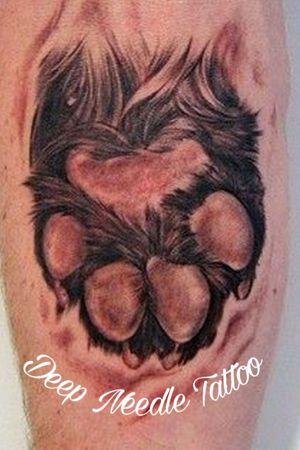#pfote #hund #liebe #gefahrte #familie #tyson #lines #follow #followforfollower #inked #tattoodo #germantattooer #natur #dog #followinng