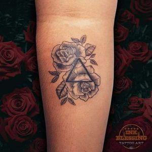 Rosa Rastelada #tattoo #tatuagem #rastelada #sombreada #rosa #rastelada #ink #inked