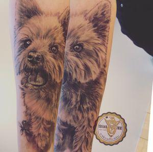 doggy tattoo**