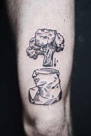 - Broccoli Mind -