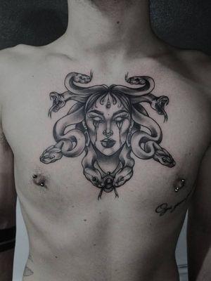 Medusa on Simone, thank you!
