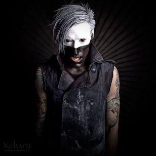 Joe Letz - photo by Kobaru #JoeLetz #AestheticPerfection #drummer #musician #TattoodoCrew #tattoocommunity