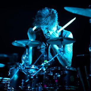 Joe Letz #JoeLetz #AestheticPerfection #drummer #musician #TattoodoCrew #tattoocommunity