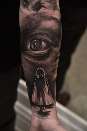 Tattoo from Mor Cohen