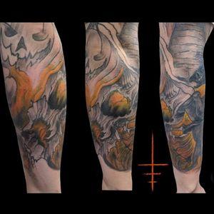Tattoo by Lotus arts