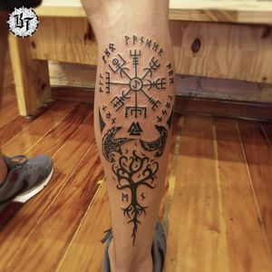Criações, orçamento ou agendamento whatsapp 👉 15 98809-9967 #buenotattoos #oldfriendstattooshop #oldfriendsteam #tattoosorocaba #sorocaba #tattoo #finelinetattoo #t4ttoois #neotrad #sketchtattoo #blackworktattoo #celta #celtic #celtictattoo