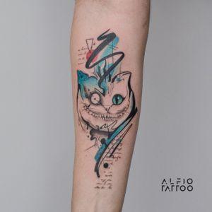 Design y tattoo by Alfio. Buenos Aires - Argentina / alfiotattoo@gmail.com / #cat  #cattattoo #abstractart #abstracttattoo  #art #tattoodesign #alfiotattoo #composition #tattoocolor #finelinetattoo #tattoo #tattooart #tattooartist #kandinsky