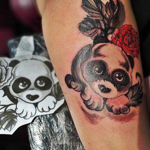 #oldschool #tattoo #farbez #blau #germantattooer#natur #tattoodo #tattooapp #booking #sponsors #panda #süß #rose #farbe #rot #lines #inked #tattoodo #tattoodoambasador#germantattooer #inkmaster#germantattooer#natur #follow #followforfollower #blackandgrey #instatattoo