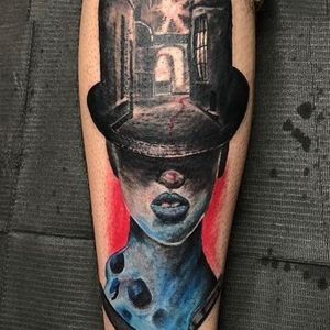 Tattoo by Anger Ink